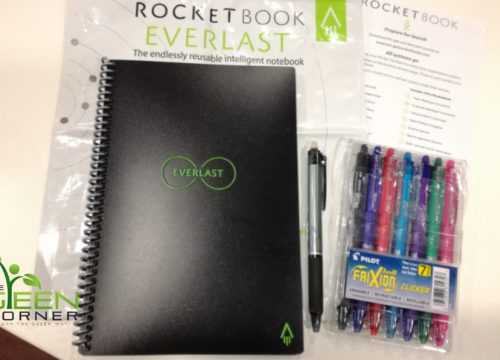 Green Writing: A Quick look at the Smart Notebook